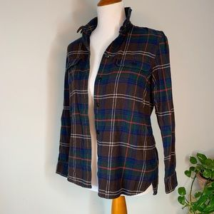 Madewell super soft flannel